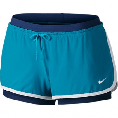 Womens Nike Full Flex 2 in 1 Short